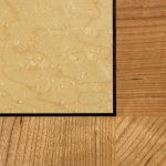 Birds Eye Maple & Natural Cherry