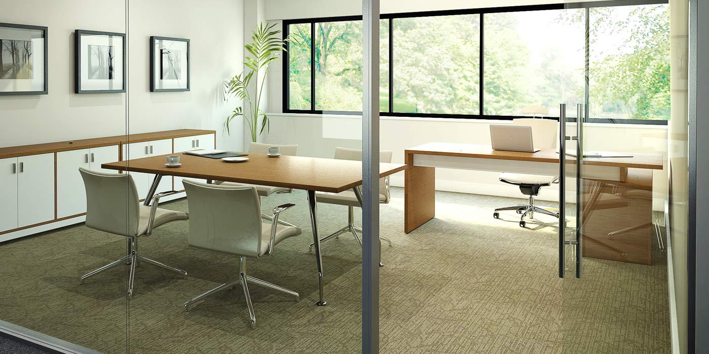 zenith chrome contemporary office furniture